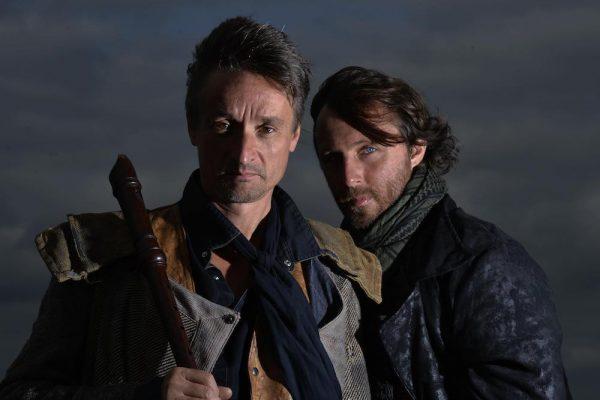 Piers Adams & David Wright
