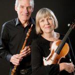 Dick Earle & Alison Bury